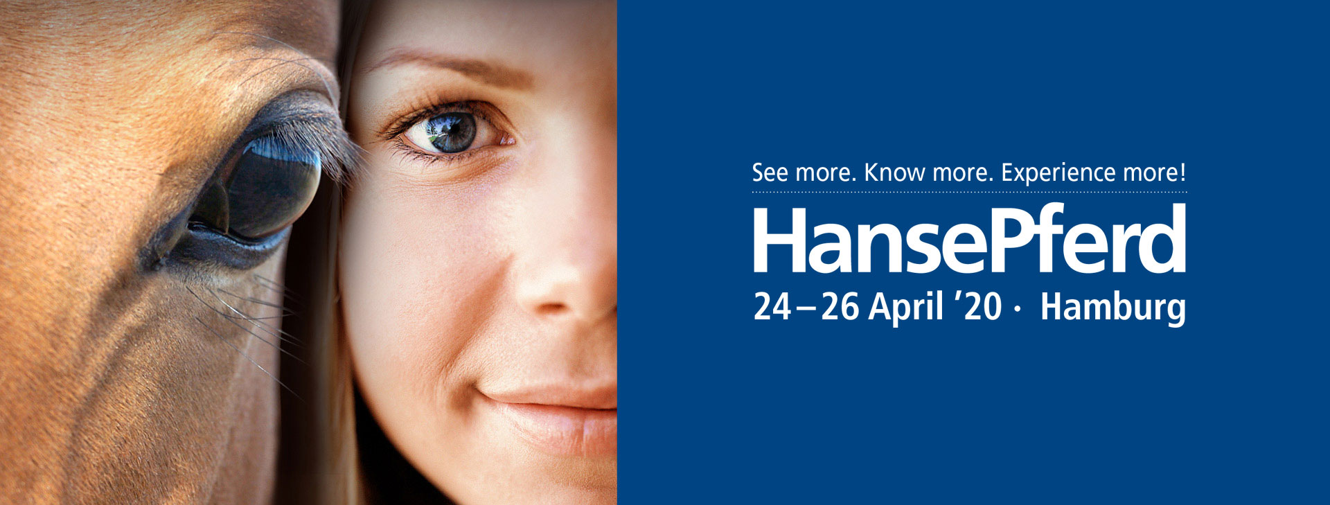 HansePferd Hamburg - The equestrian trade fair experience